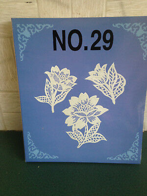 Brother Embroidery Card No 29 for Brother Embroidery machines