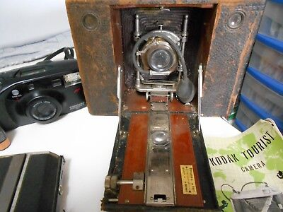 Mixed Lot of Vintage Cameras +