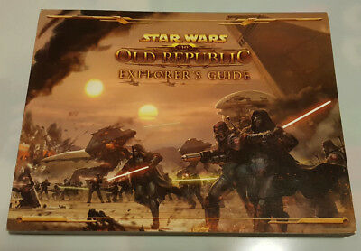 Star Wars: The Old Republic - Explorer's Guide: Prima's Official Guide - VGC