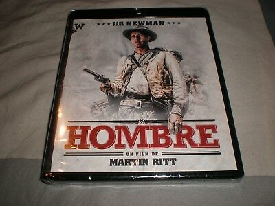 hombre  paul newman blu ray neuf sous blister