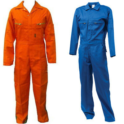 Faithful Pyrovatex Flame Fire Retardant Boilersuit Welding Coveall Overall 437A