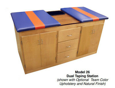 """Bailey Dual Taping Station - Model #26 - 42""""H - Sports Medicine Taping Table"""