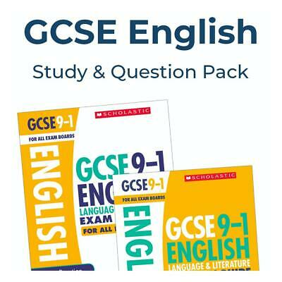 GCSE English Revision Books | Complete Study & Practice | 2020 Spec | Answers