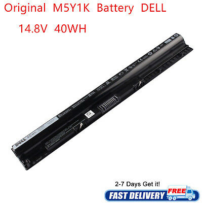 Genuine M5Y1K Battery DELL Inspiron 3451 3551 3567 5558 5758 14 15 3000 Series