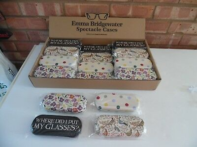 Emma Bridgewater Glasses Spectacle Cases - Four Designs - New Out - Brand New