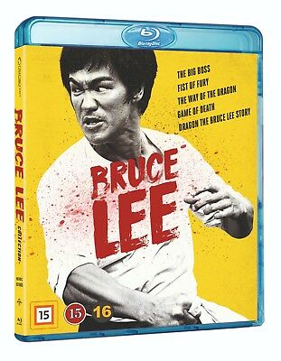 Bruce Lee Collection Box Blu Ray