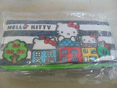 Loungefly Hello Kitty Black  Wallet