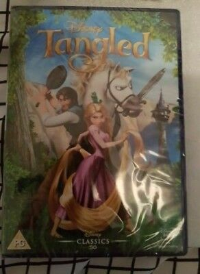*Brand new and sealed* Disney Tangled DVD