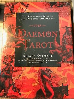 The Daemon Tarot: The Forbidden Wisdom of the Infernal Dictionary Oracle Deck