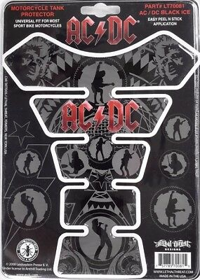Tank Pad AC//DC Red Lethal Threat