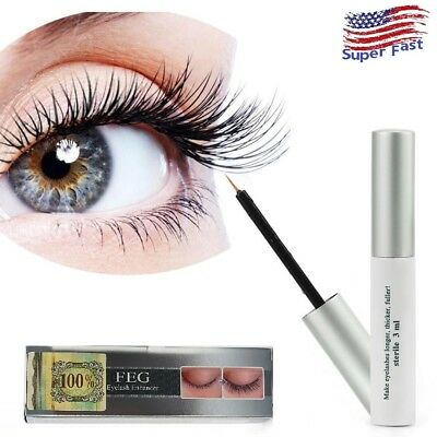 1be29b805da 3ml FEG Eyelash Rapid Growth Enhancer Serum Fast Thicker Longer Lash Women  US