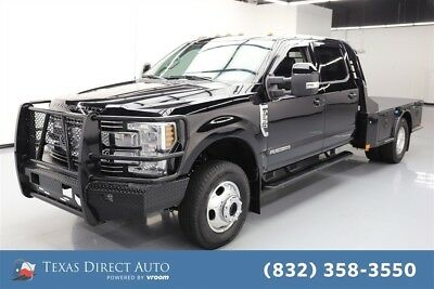Ford F-350 Lariat 4dr Crew Cab 4WD Texas Direct Auto 2018 Lariat 4dr Crew Cab 4WD Used Turbo 6.7L V8 32V Automatic