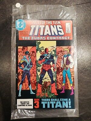 Tales Of The Teen Titans #44  Nightwig First Appearance