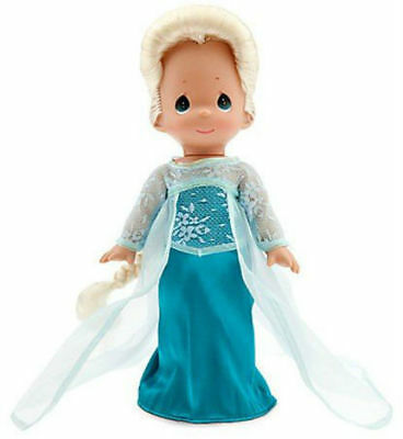Precious Moments Disney Classic Elsa Frozen Doll Linda Rick The Doll Maker 12""