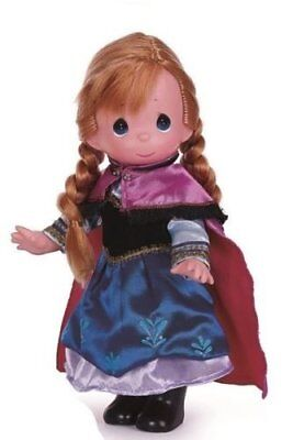 Precious Moments Disney Classic Anna Frozen Doll Linda Rick The Doll Maker 12""