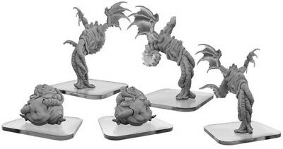 Monsterpocalypse: Squix & Meat Slaves Unit Expansion PIP51012 - Free Shipping