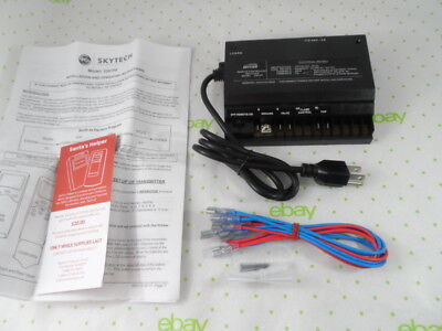 Skytech 3301PF - Fireplace Blower Receiver Box Only, NO REMOTE