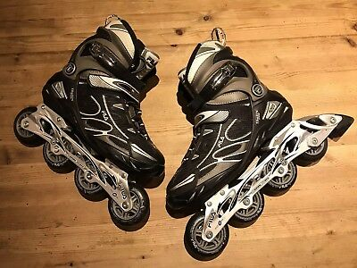 IMMACULATE FILA THETIS Pro Inline Roller Blades Skates Size 41 8. £125 New