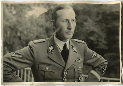 Wwii Photo From Russian Archive: General In Uniform