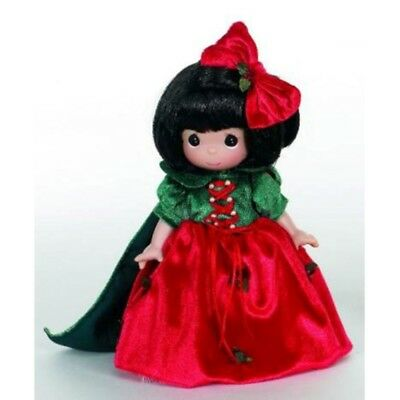 Precious Moments 9 Inch Doll, 'Snow White Christmas', New With Box And Tag, 5133