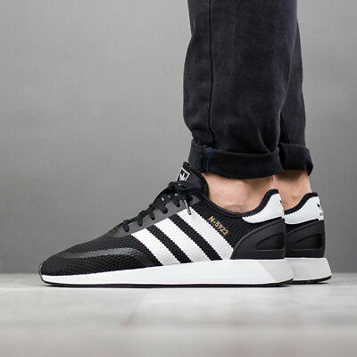 cheap for discount a26d2 cbffc NEW Adidas Originals N-5923 Mens Shoes Core Black White Grey Trainers  CQ2337