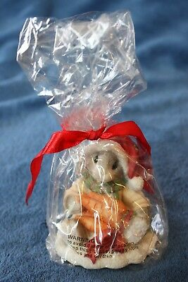 1996 Enesco My Blushing Bunnies Figurine - Priscilla Hillman