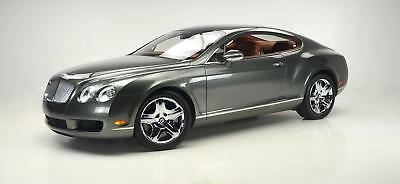 2005 Continental GT Coupe 2005 Bentley Continental GT Cypress Saddle 16,428 Sold New by us!