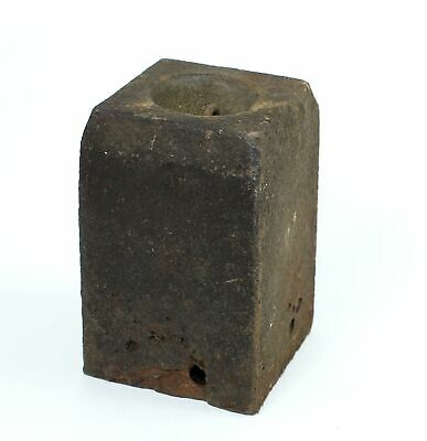 ANTIQUE CLOCK WEIGHT 2 lbs. 14.4 ozs. DH290