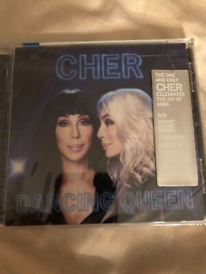 Cher CD 2018 Dancing Queen  Factory Sealed