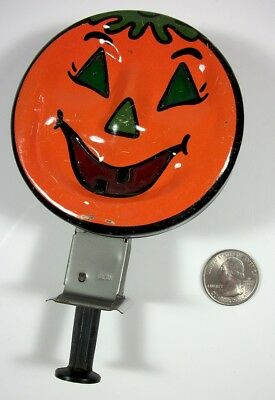 Halloween Tin Sparker Toy - Made in Japan - ca. 1950s - Works