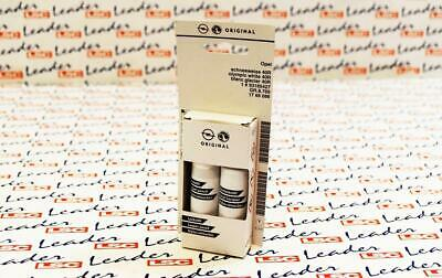 GENUINE Vauxhall TOUCH UP PAINT KIT - OLYMPIC / SUMMIT WHITE 40R - NEW 93165427