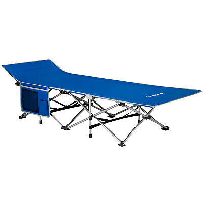 KC3986 4.4 Pounds 4.4 Pounds KingCamp Ultralight Compact Folding Camping Tent Cot Bed Black