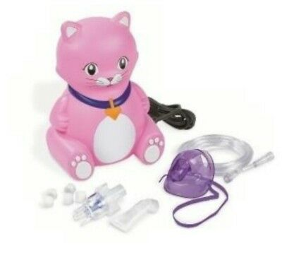 Pediatric Nebulizer System ClawDia Kitty by Veridian Healthcare New in Box