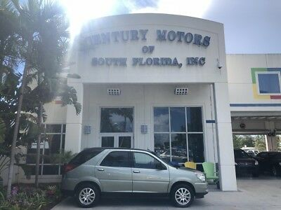 Buick Rendezvous  2006 Buick 3rd Row Seat 7 Passenger 1 Owner CarFax CD Onstar