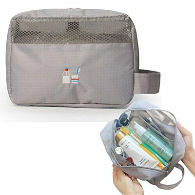 HOYOFO Travel Toiletry Bag Portable Makeup and Cosmetics Organizer Storage with