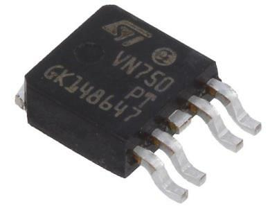 VN750PT-E Driver high-side switch 6A Channels1 PPAK 5.5÷36V ST MICROELECTRONICS