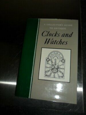 Clocks and Watches (Antique Collectors' Guides), Alan Smith, Used; Good Book