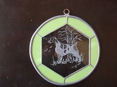 Brittany - Beautifully Hand engraved Ornament by Ingrid Jonsson.