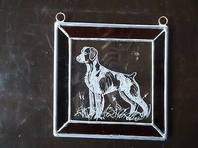 Brittany- Beautifully Hand engraved Ornament by Ingrid Jonsson.