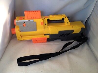 Nerf Gun N Strike.. Deploy CS-6 With Darts And Carry Strap