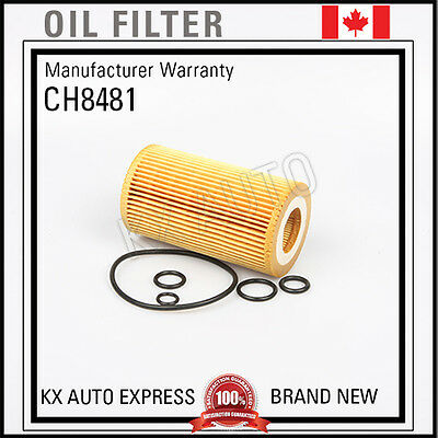 6 Sets Oil Filter Ch8481 Pf2247G Ef25277 L25277 L25276 E11Hd115 Hu718/5X Ox345D
