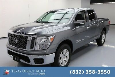 Nissan Titan SV Texas Direct Auto 2018 SV Used 5.6L V8 32V Automatic 4WD Pickup Truck