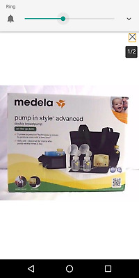 Medela Pump in Style Advanced Breast Pump with On the Go Tote    FREE SHIPPING