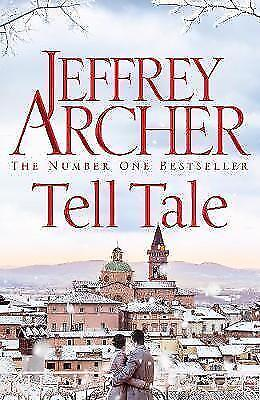 """""""AS NEW"""" Tell Tale, Archer, Jeffrey, Book"""