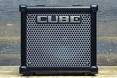 """Roland CUBE-10GX 10-Watt COSM Amp Types with Effects 1x8"""" Guitar Combo Amplifier"""