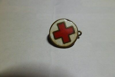 *** WWI WW1 ** Petite Broche infirmiére infirmier Poilu 14-18 *** trench