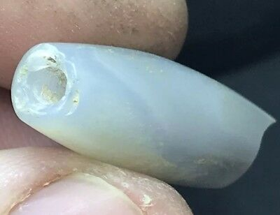 Ancient Egyptian Agate Bead. Absolutely Stunning.