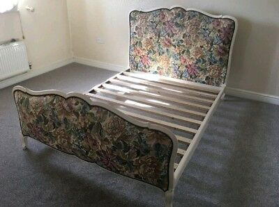 Original French Bed Louis XV Corbeille Style