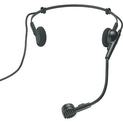 Audio Technica PRO8HECW Audio-Technica Pro 8 Hecw Wireless Headset Mic