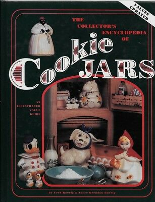 ALL 3 copies of The Collectors Encyclopedia of Cookie Jars Book 1, 2, and 3